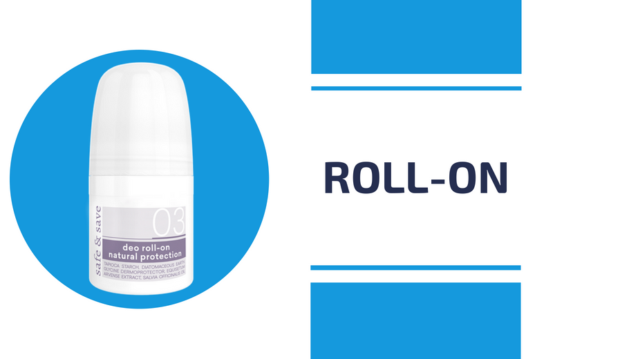 Deo roll-on natural protection